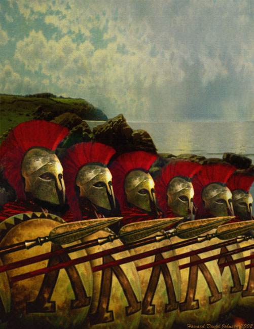 spartan battle of thermopylae and athens In this lesson students compare the lives of spartans and athenians, from the  upbringing  the lesson also delves into the causes and effects of the persian  war  students watch a video that features the site of the battle of thermopylae  and.